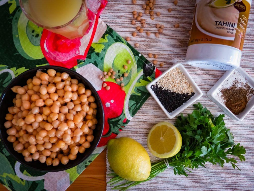 Creamy Beetroot Hummus