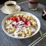 Strawberry & Banana Chia Pudding
