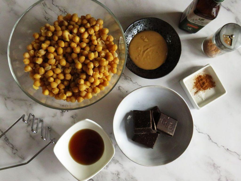 Chickpea Chocolate Bliss Balls