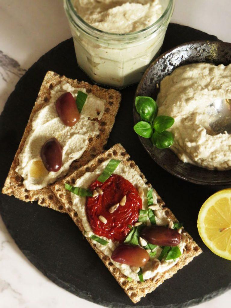 Sunflower Seed Vegan Cream Cheese