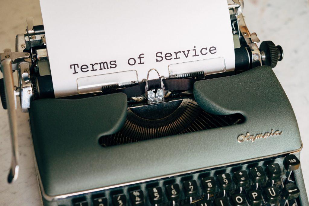 Terms & Conditions | Условия Пользования