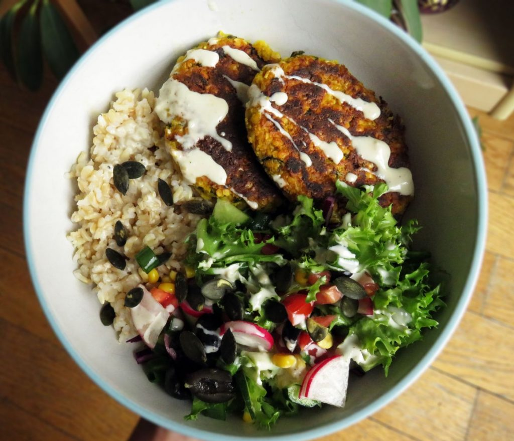 What I Eat in Day as a Vegan Nutritionist | Dinner