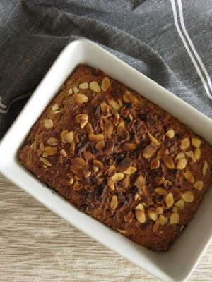 Ready-to-eat Banana and Chocolate Muffin Cake