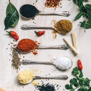 Quick Guide to the World of Spices & Herbs